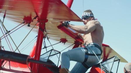 Artemus Dolgin - 飞机上摆造型 - 我的生日