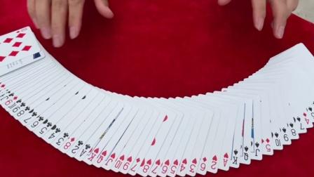 教你10秒钟分离牌的花色,学会骗朋友玩