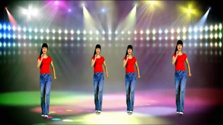 精选广场舞《心跳跳》, 动感的音乐简单的动作, 你会了吗!