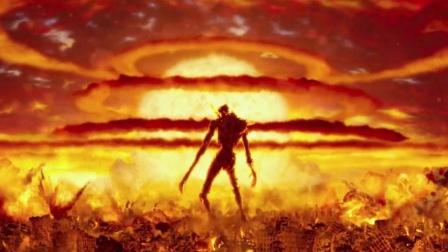 巨神兵摧毁世界,一千年后,新人类只能与虫族血战!