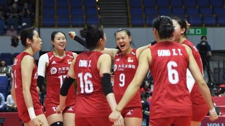 中国女排世界排名跌至第二 国际排联最新国家队排名