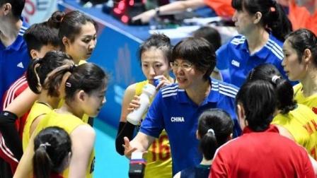 世界女排联赛 日本女排3:0战胜中国女排