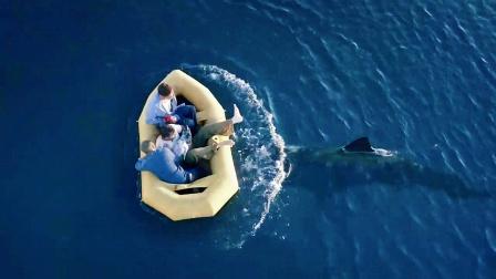 3名美国士兵掉落太平洋,海上漂流34天,饿了就抓鲨鱼吃!
