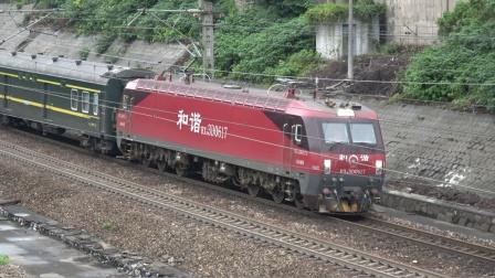 [火车]HXD3D+25K[T146]南昌-北京 京广线长沙 上行