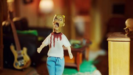 女孩买娃娃屋过家家,结果里面莫名出现一个头颅,之后怪事连连