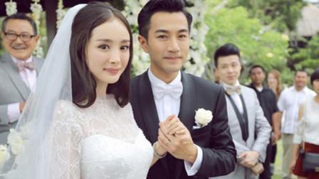 """杨幂与刘恺威离婚也是因""""聚少离多""""?她下意识的一语道破,原因太现实!"""
