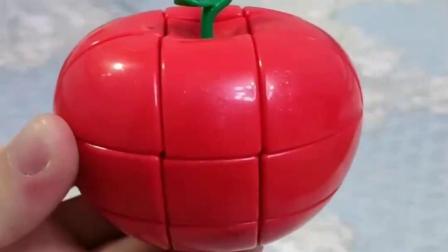 魔方:红苹果魔方,你玩过吗?