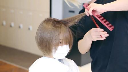 """""""最时尚""""的短发,高手打造就是不一样,个性,显小,气质真好"""