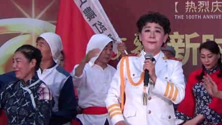 迎接建党100周年刘玉才