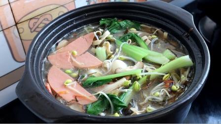 三鲜砂锅米线如何做才好吃?做法技巧告诉你,如此一次做一锅不够