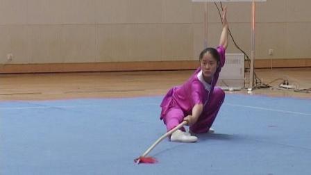 2006年全国青少年武术套路锦标赛 女子枪术 024 徐燕