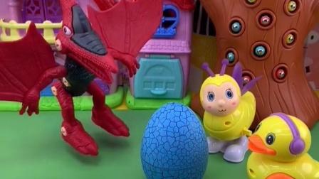 这个是谁的蛋宝宝呢?