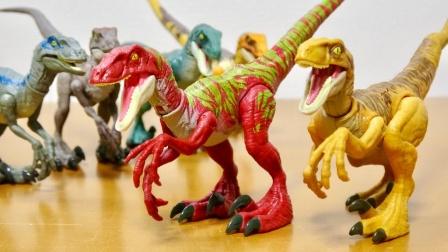 恐龙玩具故事:超炫酷!一起看看最新型版的恐龙模型吧!
