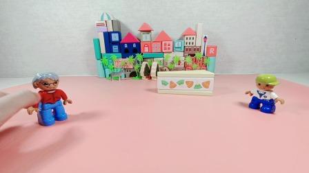 儿童益智玩具:我肚子好饿啊