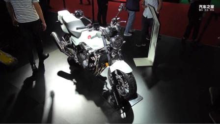 北京国际摩托车展 实拍本田CB1300