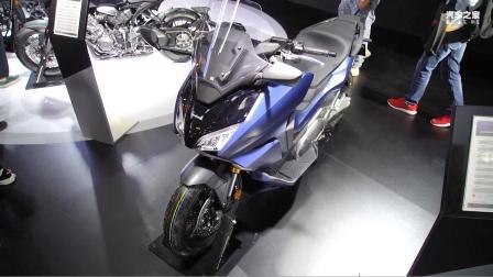 北京国际摩托车展 实拍本田NSS750