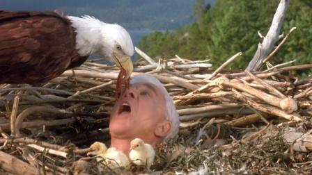 《白头神探》出演的喜剧电影,全程沙雕无厘头!
