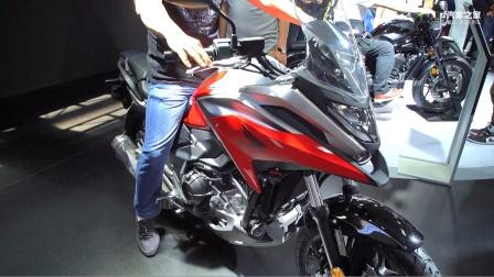 北京国际摩托车展 实拍本田NC750X