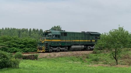 ND5—260古雄专用线调车