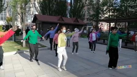 藏族锅庄舞视频((647)西宁金座雅园小区15