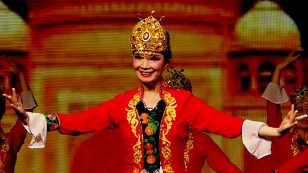天坛周末16471 舞蹈《天山美韵》 奥运村