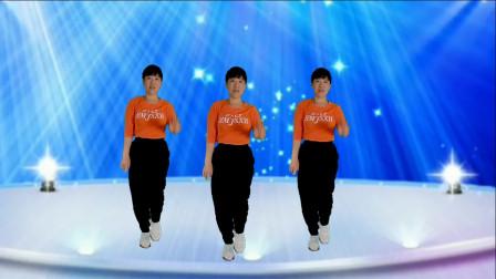 郴州冬菊广场舞【七秒记忆】时尚健身64步流行舞