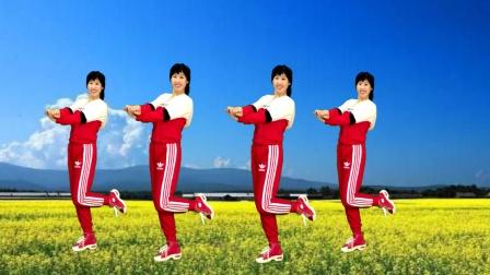 网红舞《走马观花》超好听好看,64步跳出迷人好身材