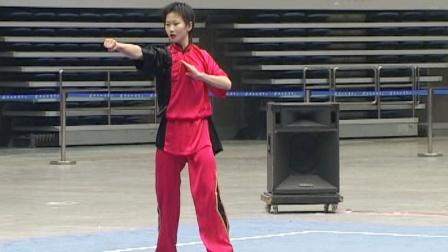 2006年全国女子武术套路锦标赛 女子长拳 004 包蘅姣