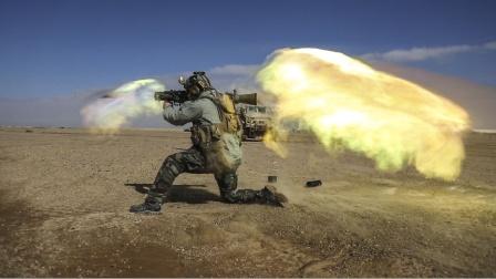 解密无后坐力炮原理,大口径也无须担心后坐力,现代战场单兵利器