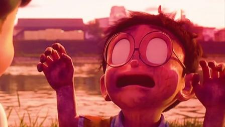 《哆啦a梦伴我同行》07静香给了大雄很大的勇气