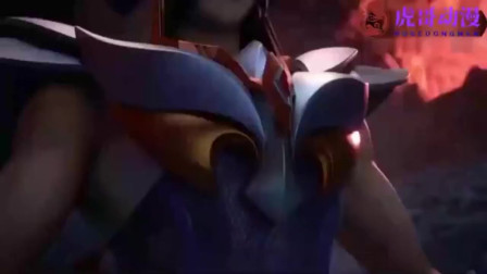 圣斗士:黑化一辉吊打紫龙与冰河,黄金圣衣自动保护他,什么情况