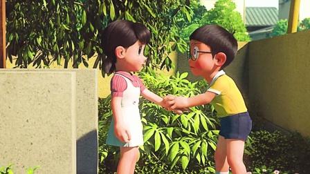 《哆啦a梦伴我同行》08大雄一个负责的男孩