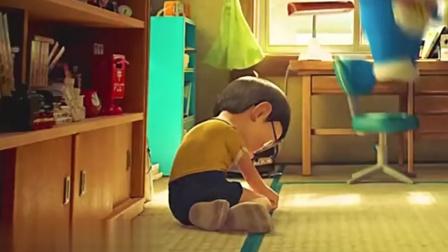 《哆啦a梦伴我同行》07你不尝试就是放弃自己