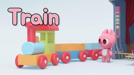 路西的小火车,真酷啊,迷你特工队游戏