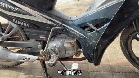 这才是给摩托车调整气门最简单的方法,自己动手几分钟就轻松学会