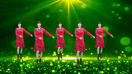 广场舞《甜甜甜》简单适合零基础32步,歌甜舞好看