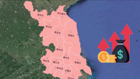 为何江苏被称为散装江苏,相邻的浙江却坚如磐石?两省文化是根源