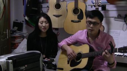 日照孙洋老师吉他弹唱《梦醒时分》,勾起了太多回忆