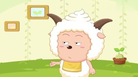 喜羊羊与灰太狼:灰太狼太生气,手下太蠢,把稻草人当成羊拿回来