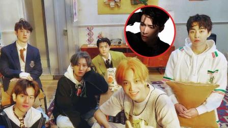 EXO回归倒计时,张艺兴惊喜现身预告照