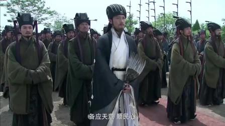 三国:刘备刚称帝,发布天子第一诏,择日起兵攻打孙权