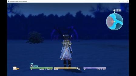 刀剑神域虚空断章八武神系列之紫武神