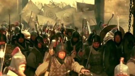 《墨攻》不愧是首席弓箭手大军兵临城下,他用一箭逼敌方退兵