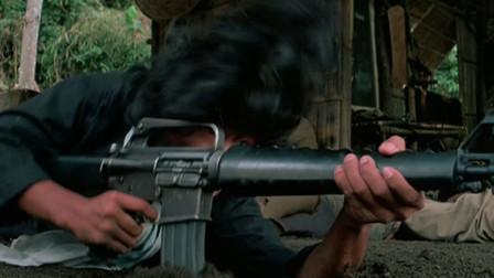 一部国产高分经典越战丛林战争电影 看了一遍又一遍!