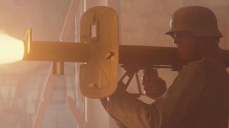 一部经典高分二战电影 彪悍生猛的战斗场面看的令人大呼过瘾!