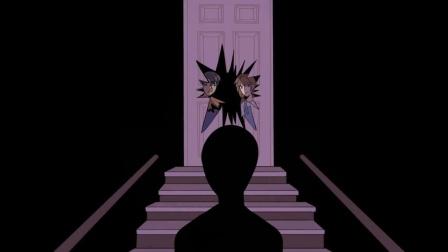 恐怖动画短片:探险鬼屋,里面好多的怪物