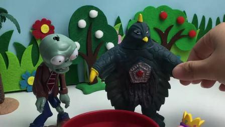 怪兽要煮掉小猪?