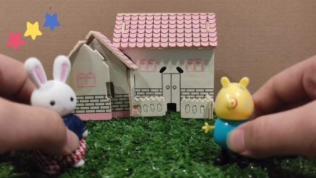 少儿益智小故事:有哈哈镜的小猪
