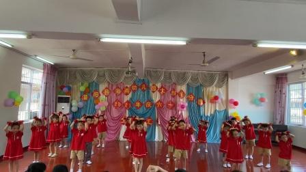 """灌阳县海燕幼儿园大市场分园2021年庆祝""""六一""""文艺汇演大二班舞蹈《岸上的波妞》"""