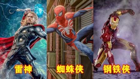 盘点电影中三大超能力角色,内战钢铁侠完爆美国队长!